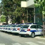 Novi automobili za efikasniju policiju u Srbiji
