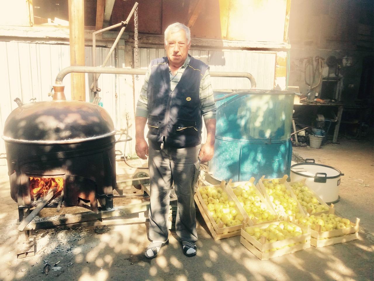 Photo of Jesen je pravo vreme za pečenje prvoklasne rakije