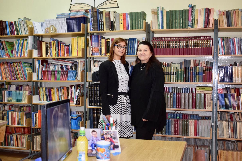 """Photo of Povodom otvaranje renovirane biblioteke priređena """"Bibliotekarska žurka"""""""