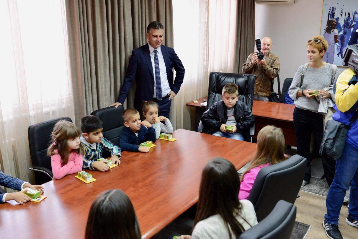 Photo of Vasić: Pirot da bude grad po meri dece