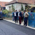 Vasić: Ove jeseni biće dosta radova, asfaltiranje u Sukovu, uskoro u Krupcu i drugim selima