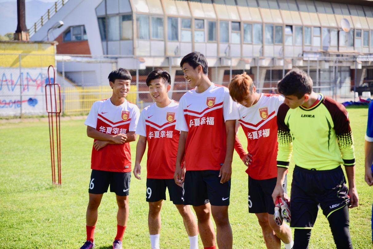 Photo of Pirot postaje baza za kineske fudbalere?