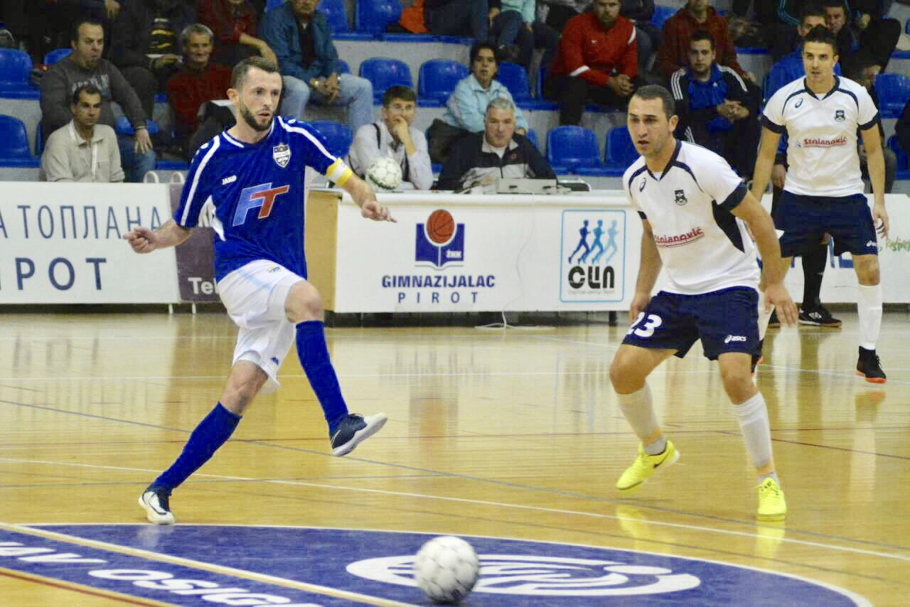 Photo of Futsal: Novopazarci odneli ceo plen iz Pirota