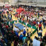 """Pirot pravi grad sporta - prepuna hala """"Kej"""" na Sportskom izazovu protiv Zaječara"""