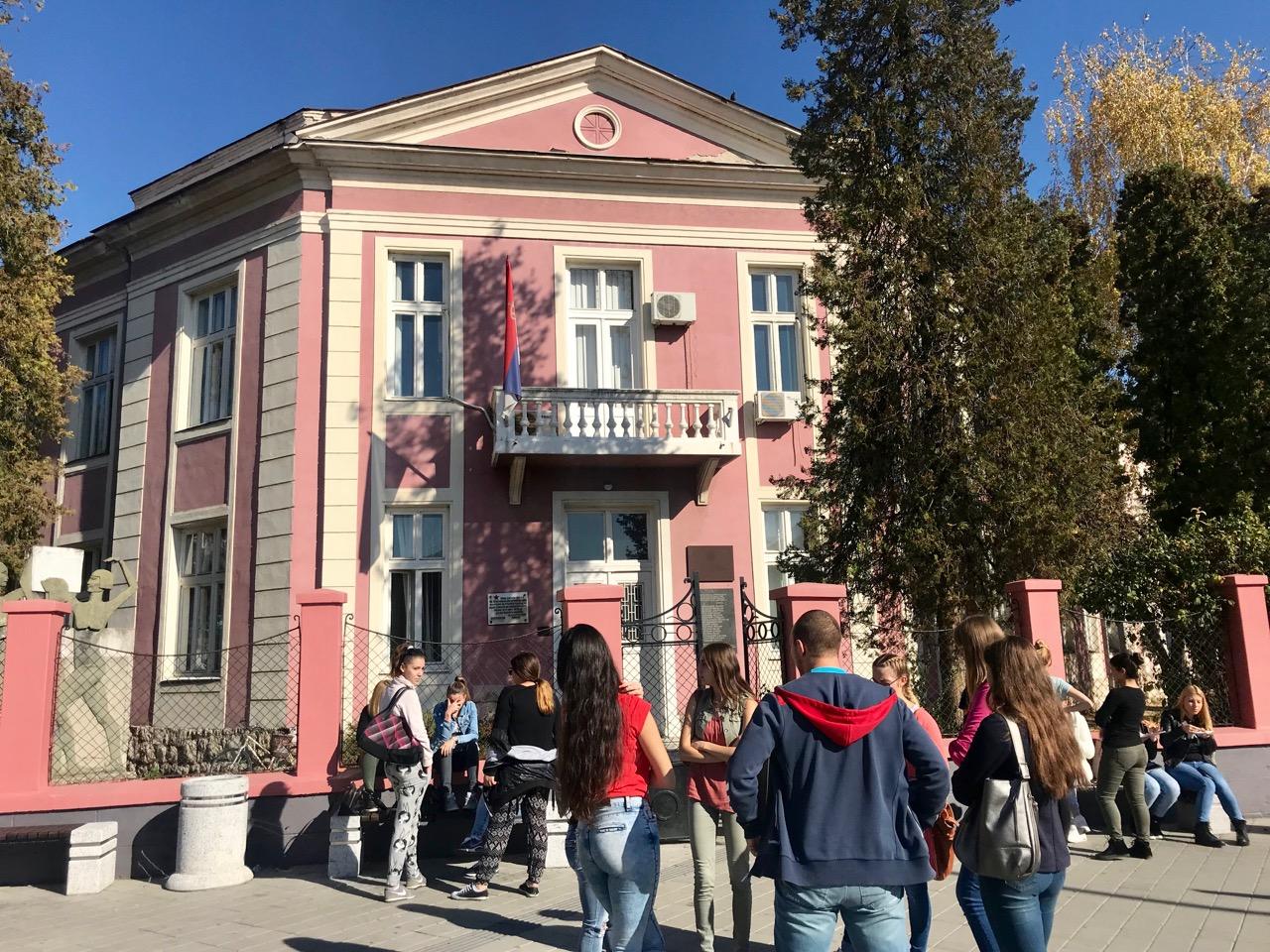 Photo of Visoka škola strukovnih studija za vaspitače domaćin značajnog događaja. Dolaze Englezi, Slovenci, Rumuni…