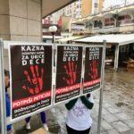 """Doživotni zatvor za ubice dece – akcija Fondacije """"Tijana Jurić"""""""