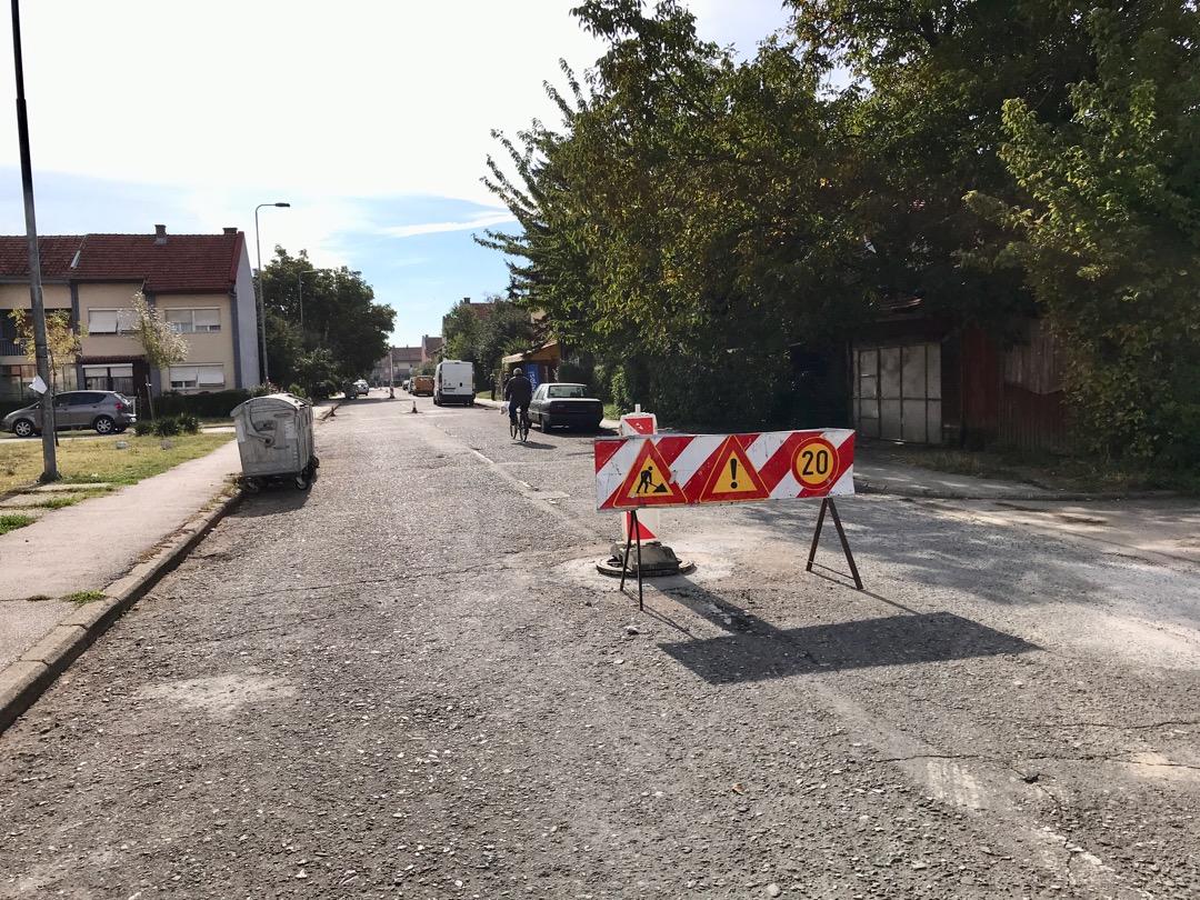 Photo of Uskoro asfaltiranje dela Takovske i završetak dvorišta u ul. D. Milenkovića