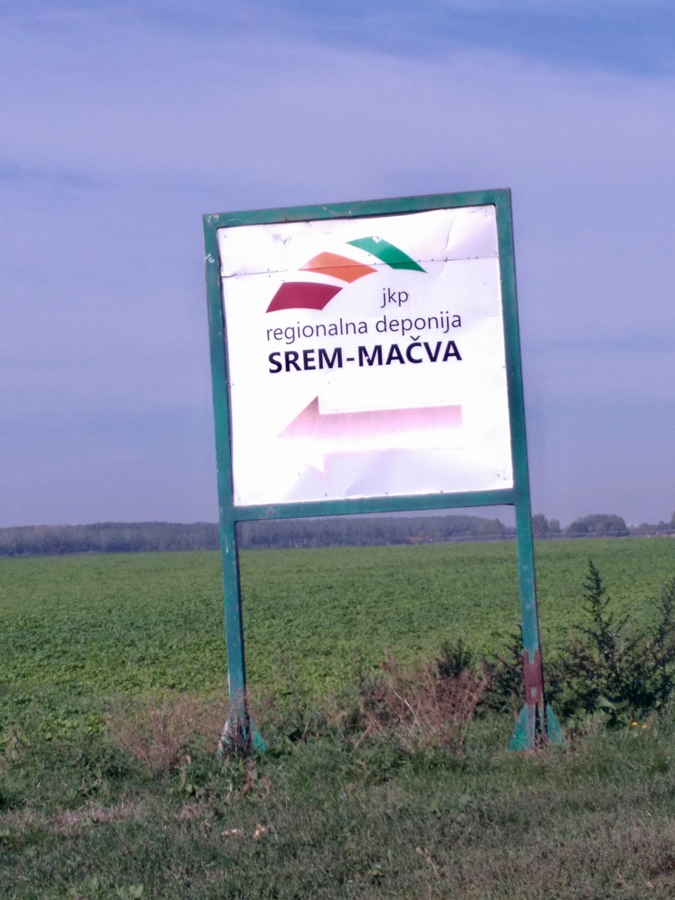 "Photo of Poseta deponiji ""Srem Mačva"""