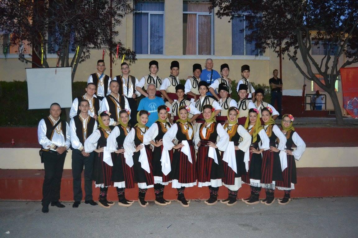 Photo of Pirotski folklorci Doma kulture na međunarodnom festivalu u Grčkoj u Gefiri