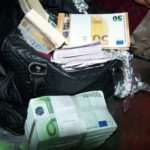 Zaplenjeno 260.000 evra na Gradini