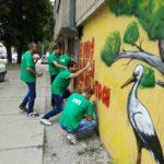Grafitima ukazuju na značaj očuvanja životne sredine