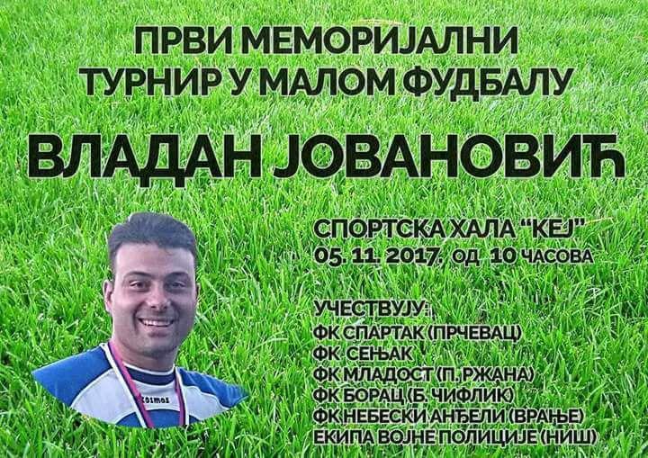 """Photo of Memorijalni turnir """"Vladan Jovanović"""" u nedelju u hali """"Kej"""""""