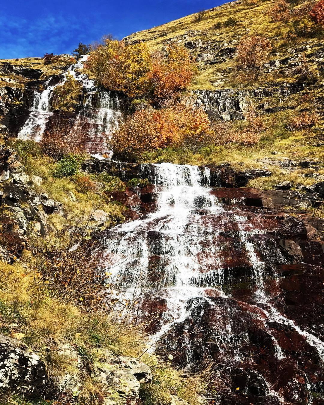 Photo of Vodopadi Stare planine u jesen – prizori za pamćenje