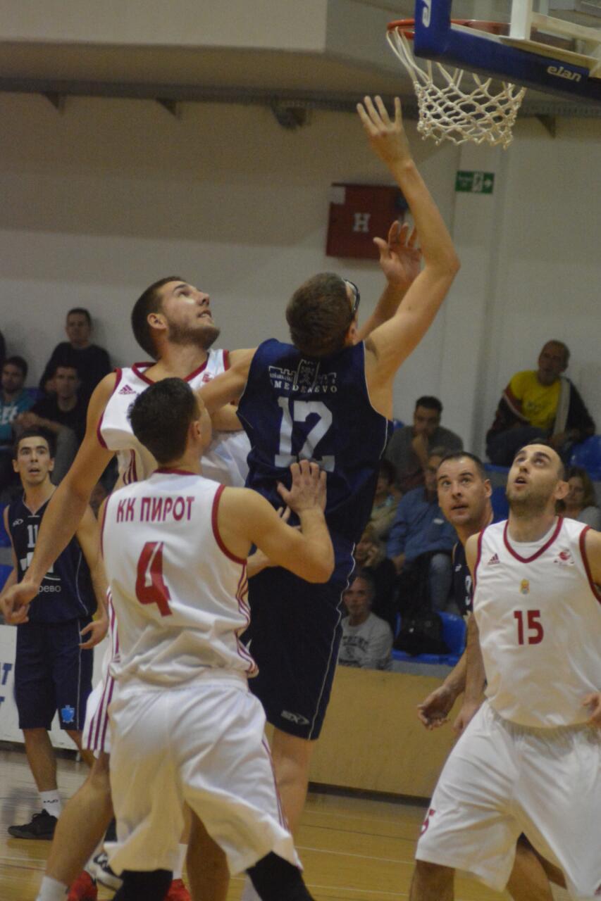 Photo of Košarkaši porazili Smederevo 99:85