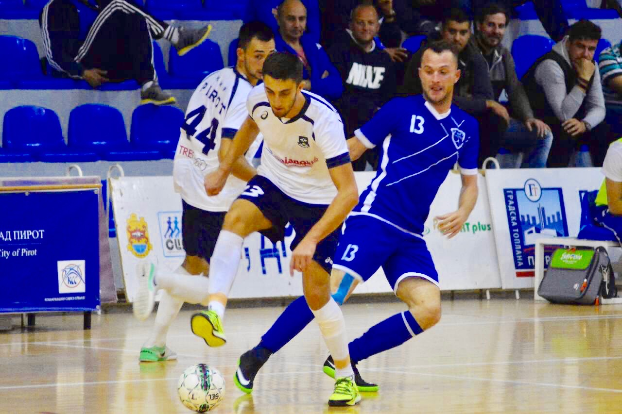 Photo of KMF Pirot – Valjevo 4:4