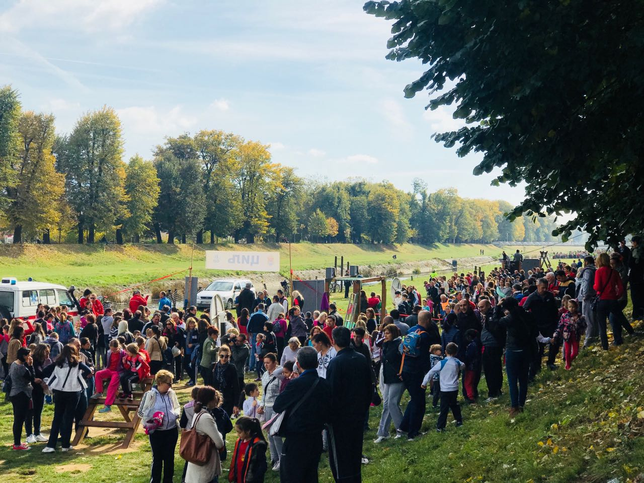 Photo of Praznik sporta na Keju pored Nišave – tradicionalni Jesenji kros