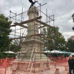 Rekonstruiše se spomenik oslobodiocima Pirota u Tijabari