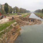 Protest na Keju:Ne uništavajte reku i Kej!