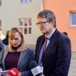 Dr Štefan Hajek: Pirot ima veoma efikasnu gradsku upravu, veoma smo zadovoljni saradnjom