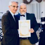 Priznanja za životno delo Srpskog lekarskog društva dr Miletu Ivanovu i dr Aleksandru Vaciću