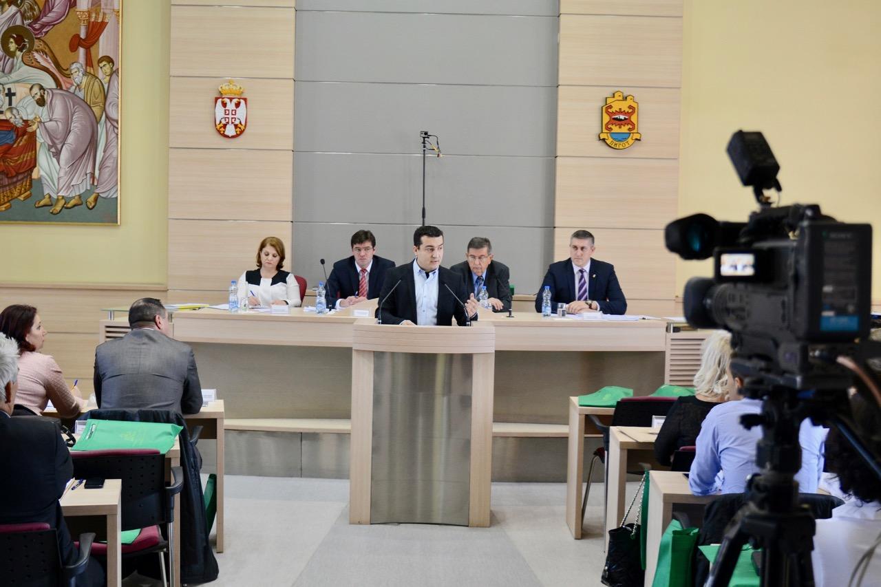 Photo of Održana sednica Gradske skupštine, odbornici potvrdili mandate direktorima