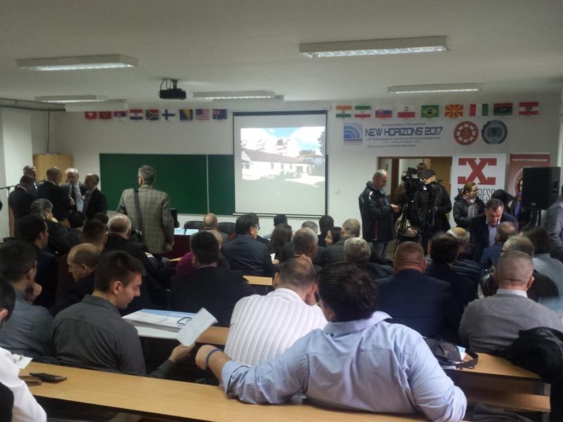 Photo of Logistički centar Pirot predstavljen na simpozijumu na Saobraćajnom fakultetu u Doboju