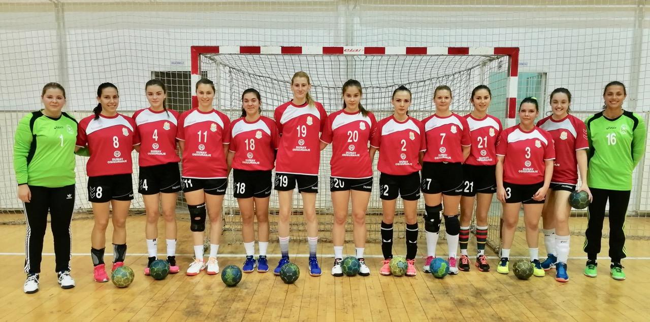 Photo of Rukometašice u osmini finala Grupe Istok bolje od Knjaževčanki 38:31