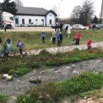 Akcija čišćenja korita Gradašničke reke