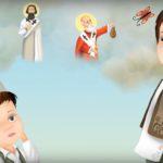 Slavski događaji i pojmovi u dečijem pravoslavnom crtanom filmu