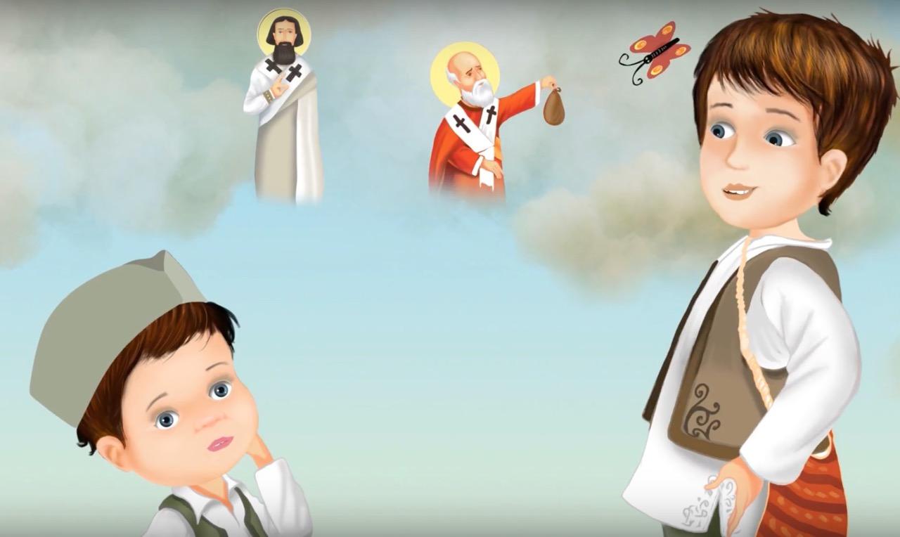 Photo of Slavski događaji i pojmovi u dečijem pravoslavnom crtanom filmu