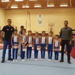 Nove medalje za pirotske gimnastičare