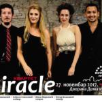 "Kvartet ""Miracle"" u dvorani Doma kulture u ponedeljak"