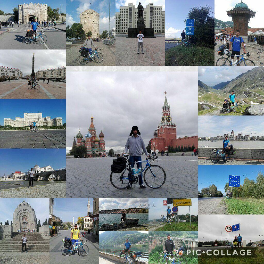 Photo of Biciklom od Dimitrovgrada do Moskve