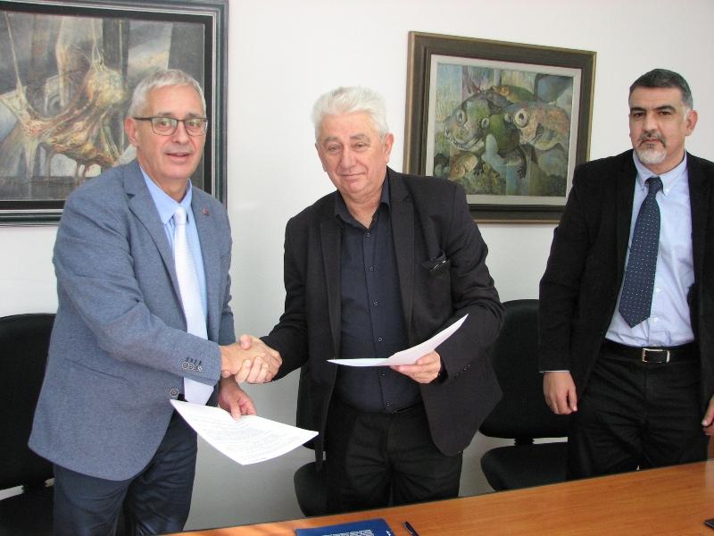 Photo of Ugovorna privredna komora potpisala ugovor sa Fakultetom za menadžment iz Zaječara