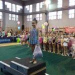 """Pirotske """"sirene"""" uspešne na Međunarodnom Gimnastix kupu u Nišu"""