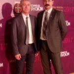 Predstavnici Radničkog na Dodeli zlatne lopte FSS u Beogradu