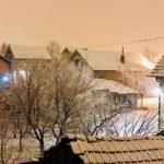 Sneg stigao i u Pirot – oprez u saobraćaju, RHMZ izdao upozorenje