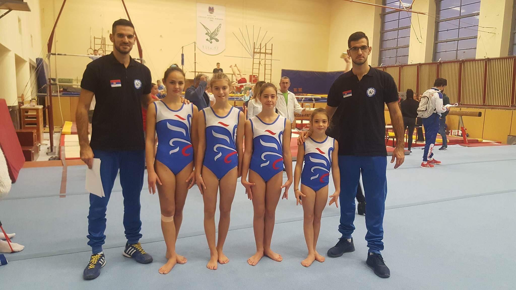 Photo of Gimnastičari završili još jednu veoma uspešnu sezonu