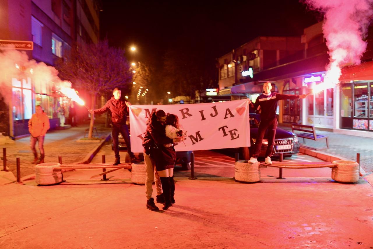 Photo of Centar Pirota danas bio u znaku – ljubavi