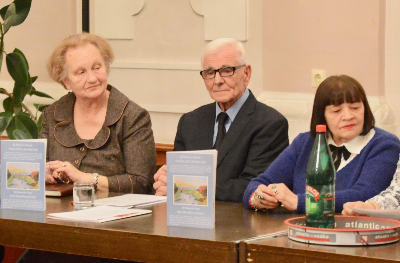"""Photo of Piroćanac u Parizu – doktor nauka sa Sorbone Momčilo Vučić promovisao knjigu """"Ulice mog detinjstva"""""""