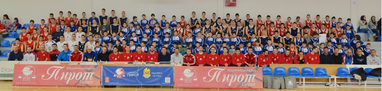 Photo of Marko Spasić nastavlja da vodi pirotske košarkaše, omladinci igraju sa moskovskom ekipom na početku priprema