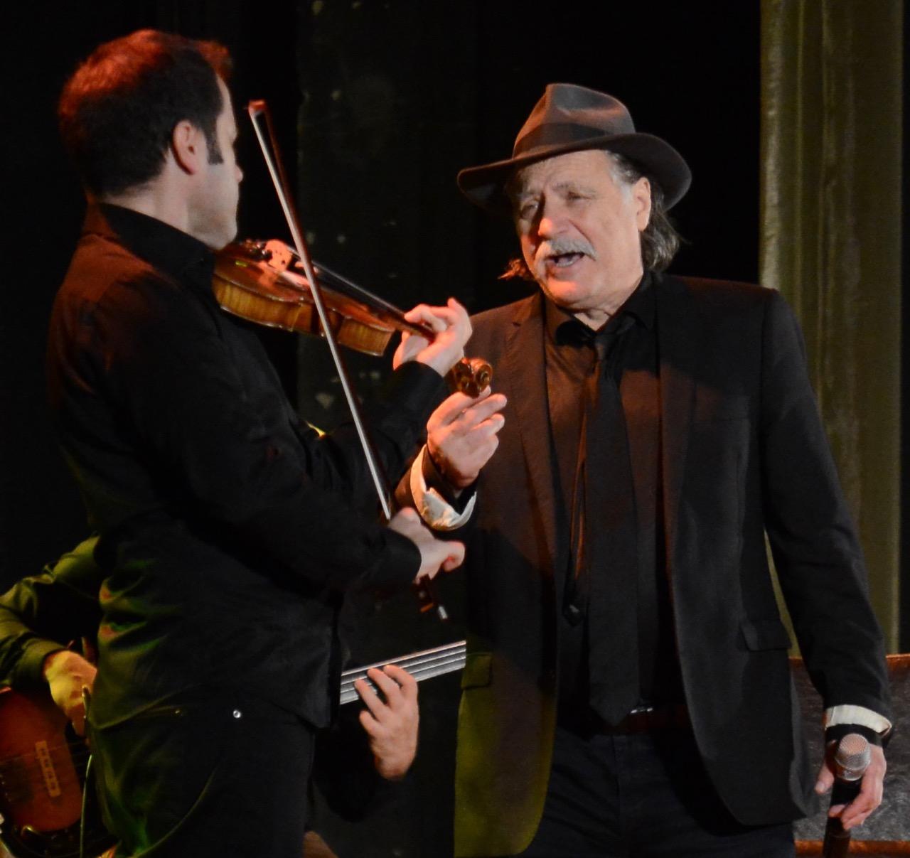 Photo of Rade Šerbedžija održao koncert za pamćenje u Pirotu