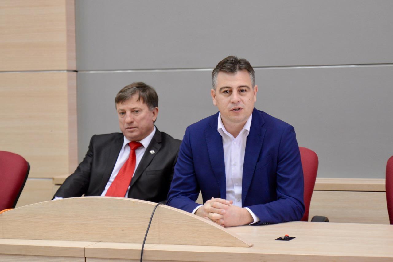 Photo of Novogodišnji prijem za novinare