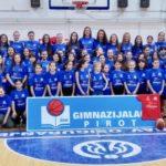 """Dve decenije Ženskog košarkaškog kluba """"Gimnazijalac"""""""