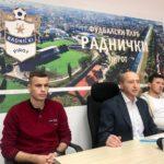 Veliko interesovanje za mladog talentovanog Kamenovića, zainteresovani i italijanski klubovi