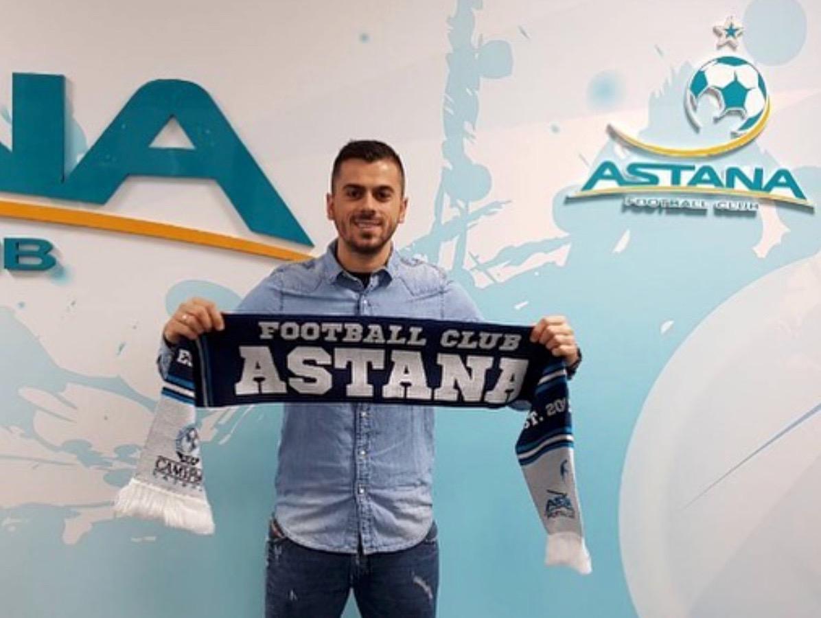 Photo of Piroćanac Marko Stanojević potpisao za šampiona Kazahstana, ekipu Astane