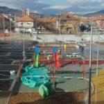 Uskoro otvaranje adrealin parka kod Zatvorenog bazena FOTO