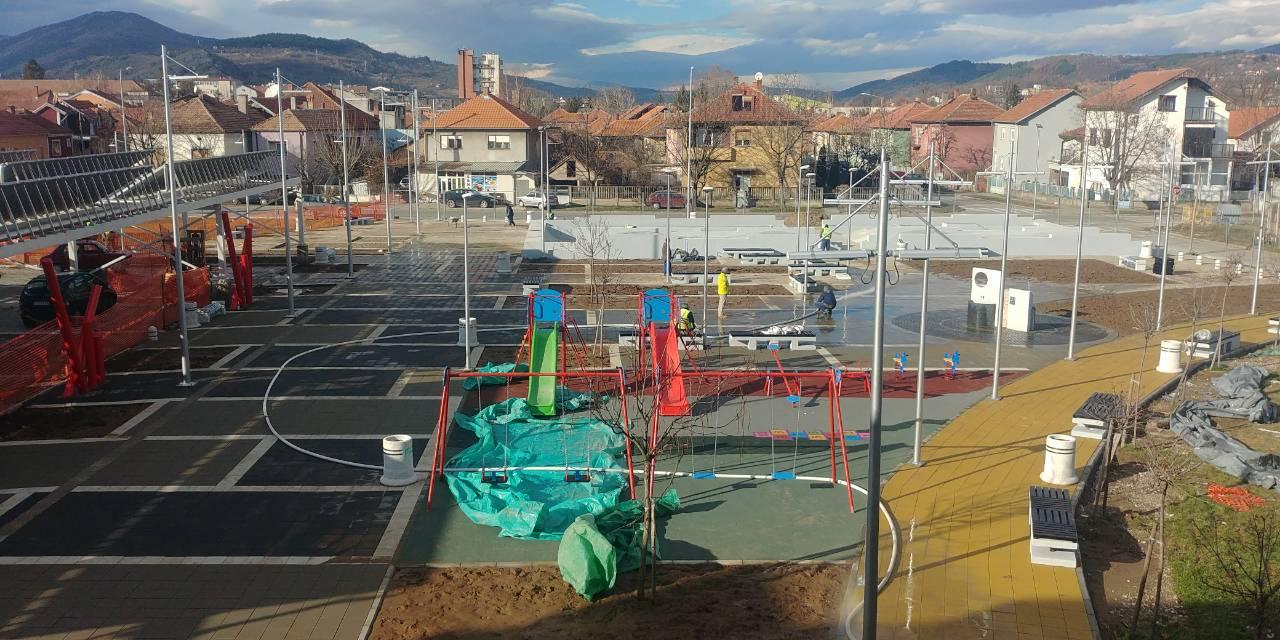 Photo of Uskoro otvaranje adrealin parka kod Zatvorenog bazena FOTO