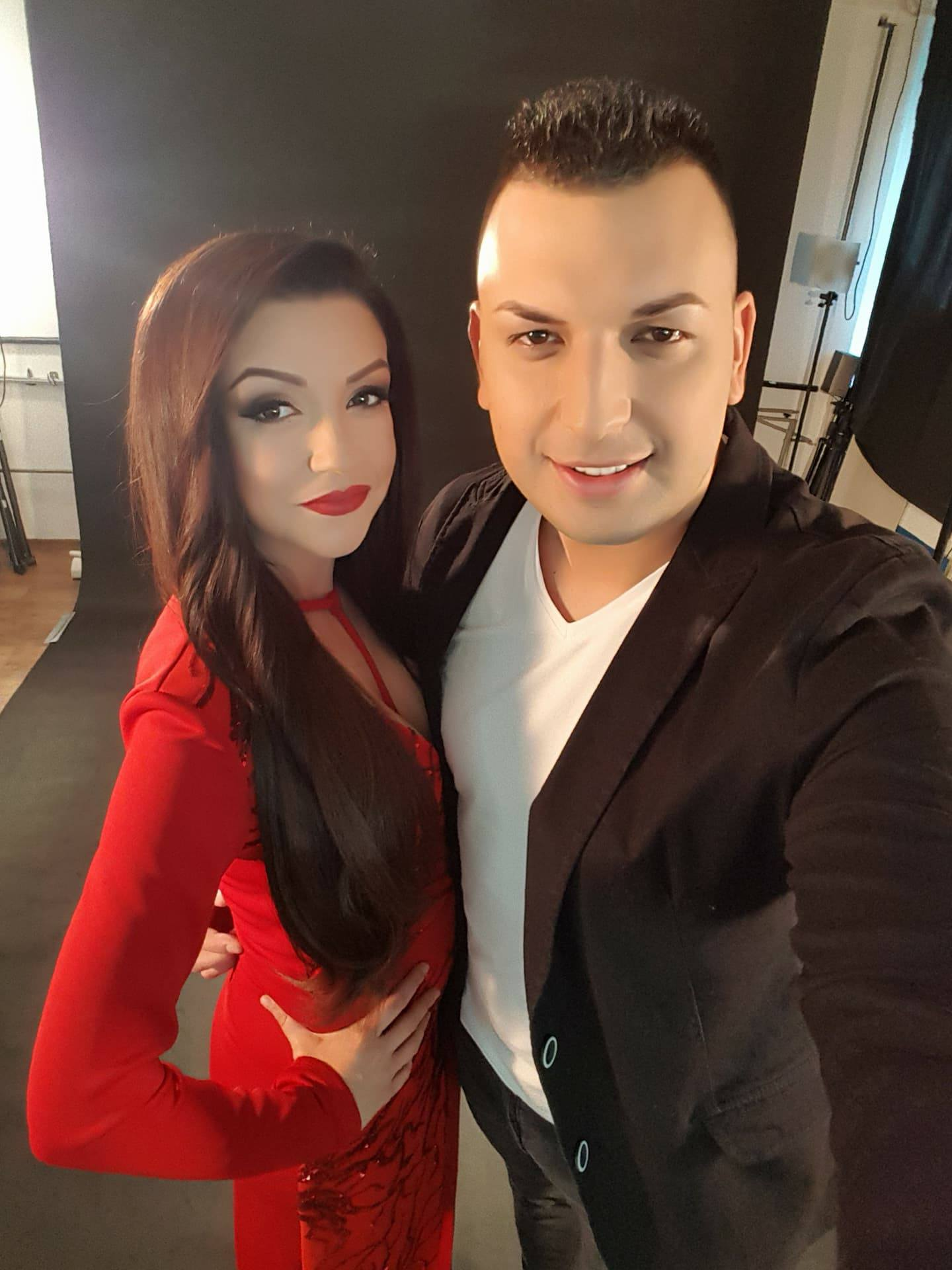 Photo of Martin Nedeljković snimio duet sa bugarskom megazvezdom Antoninom Ilievom