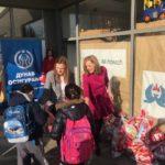 Predstavnici Dunav osiguranja darivali paketiće mališanima sa smetnjama u razvoju